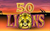 50 lions