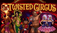TheTwisted Circus pokies